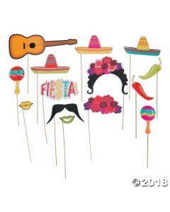 Fiesta Photo Stick Props