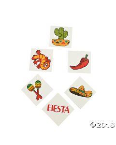 Fiesta Tattoos