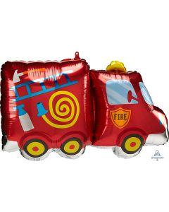 Fire Truck Supershape