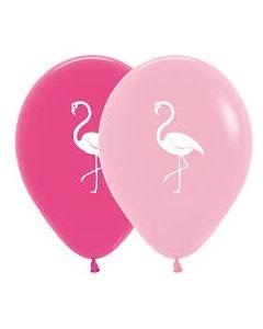 Flamingo Latex Balloons