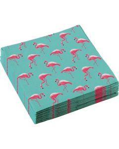 Flamingo Paradise Napkins