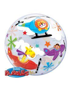 Flying Circus 56cm Bubble Balloon