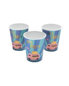 Food Truck Party Cups