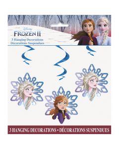 Frozen 2 Hanging Swirl