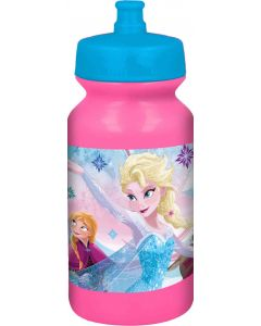 Frozen Pushup Sports Bottle 340ML