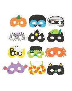 Ghoul Gang Masks