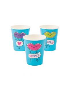 Girl Squad Party Paper Cups