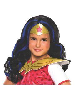 Girl's Wonder Woman Wig