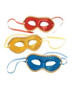 Glitter Mask Assortment