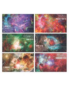 God's Galaxy VBS Poster Set