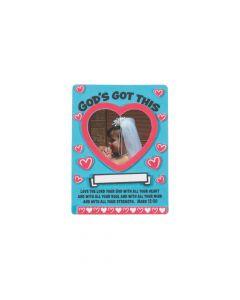 God's Got This Magnet Picture Frame Craft Kit