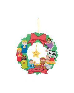 God's Greatest Gift Wreath Craft Kit