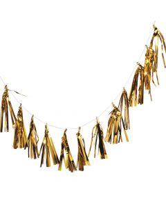 Gold Tassel Garland
