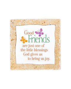 Good Friends Sentiment Tile
