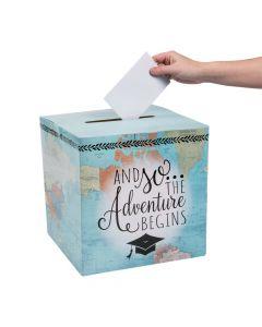 Grad Adventure Card Box