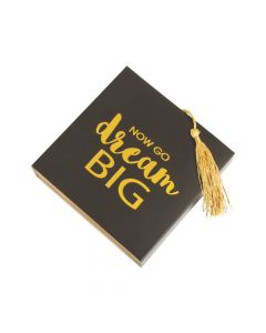 Grad Favor Boxes with Tassel
