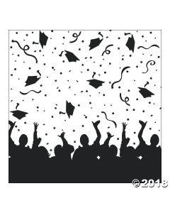 Graduation We Did It Backdrop