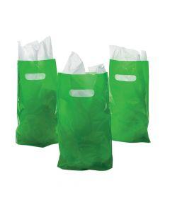 Green Goody Bags