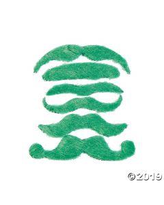 Green Mustache Assortment
