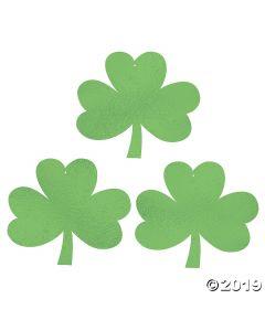 Green Shamrock Decorations