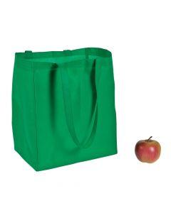 Green Shopper Tote Bags