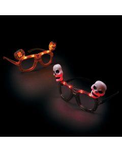 Halloween Light-Up Glasses