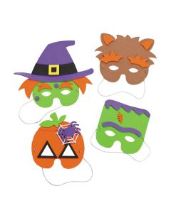 Halloween Mask Craft Kit
