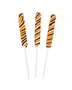 Halloween Twisty Lollipops