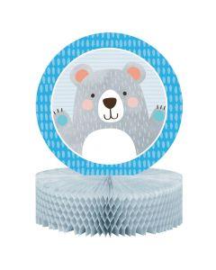 Happy Bear Honeycomb Centerpiece