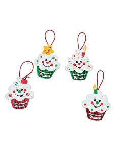 Happy Birthday Jesus Cupcake Ornament Craft Kit