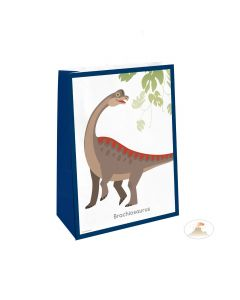 Happy Dinosaur Party Bag with Stickers