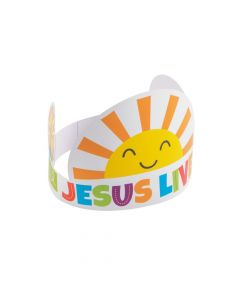 He Lives Crowns