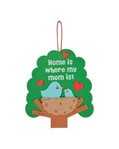 Home is Where My Mom is Sign Craft Kit