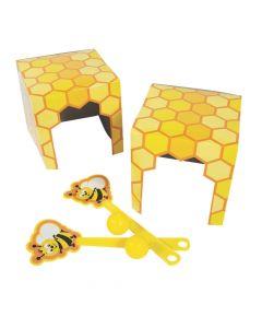 Honeycomb Fly Swatter Hockey Game