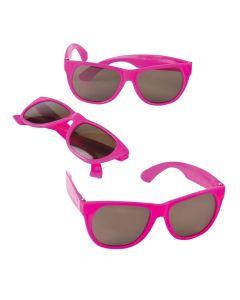Hot Pink Nomad Sunglasses