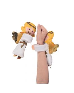 Hugging Plush Angel Bracelets