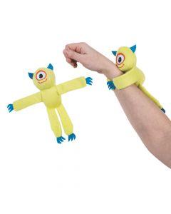 Hugging Plush Fuzzy Monster Bracelets