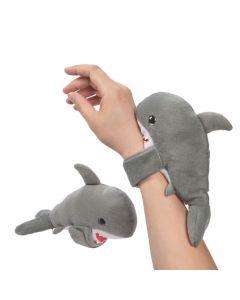 Hugging Stuffed Shark Bracelets