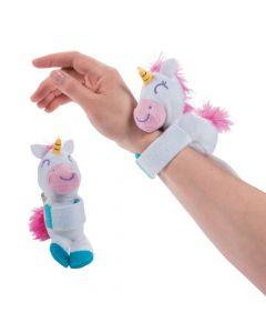 Hugging Stuffed Unicorn Bracelets