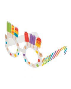 Ice Pop Party Sunglasses