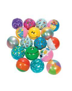 Inflatable Beach Ball Assortment
