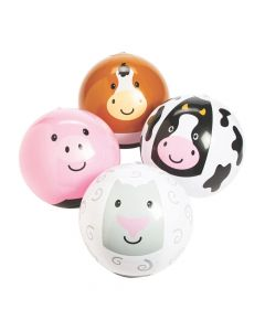 Inflatable Farm Characters