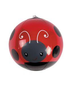 Inflatable Mini Ladybug Beach Balls