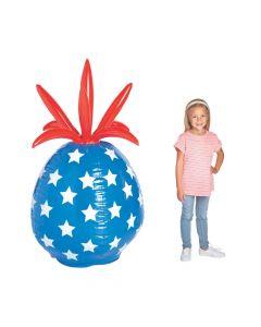 Inflatable Patriotic Pineapple