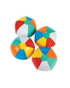 Inflatable Six-Color Beach Balls