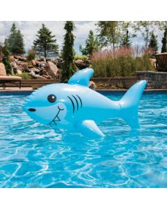 Inflatable Water-Filled Shark Pet
