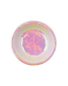Iridescent Paper Bowls
