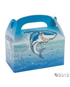 Jawsome Shark Favor Boxes