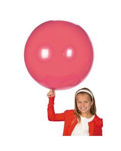 """Jumbo Rose Pink 36"""" Latex Balloon"""