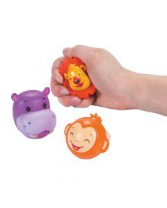 Jungle Animal Stress Toys